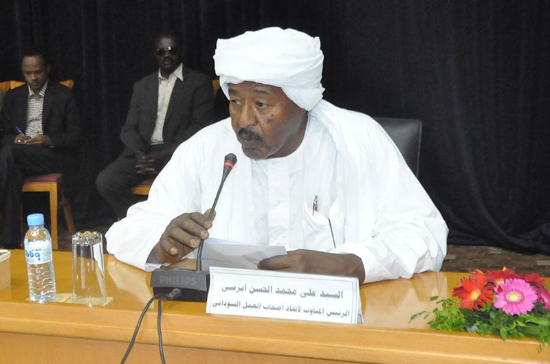 الاستاذ علي محمد الحسن ابرسي