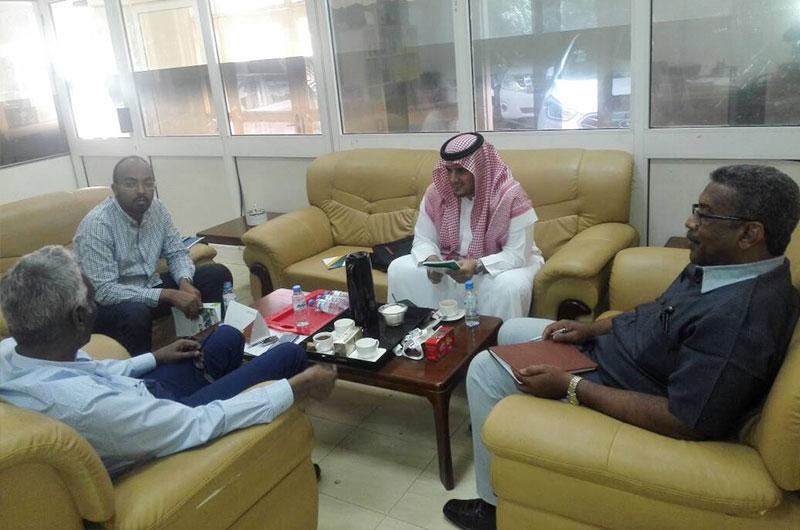 الملتقي السوداني السعودي