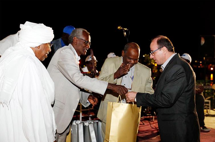 ختام احتفالات يوم النيل لدول حوض النيل