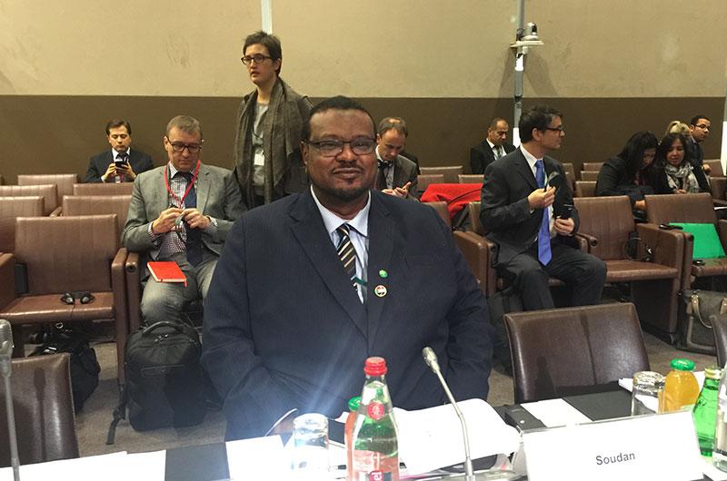 السودان يشارك في الجولة الوزارية التشاورية لإعداد اتفاقية التغير المناخي بباريس