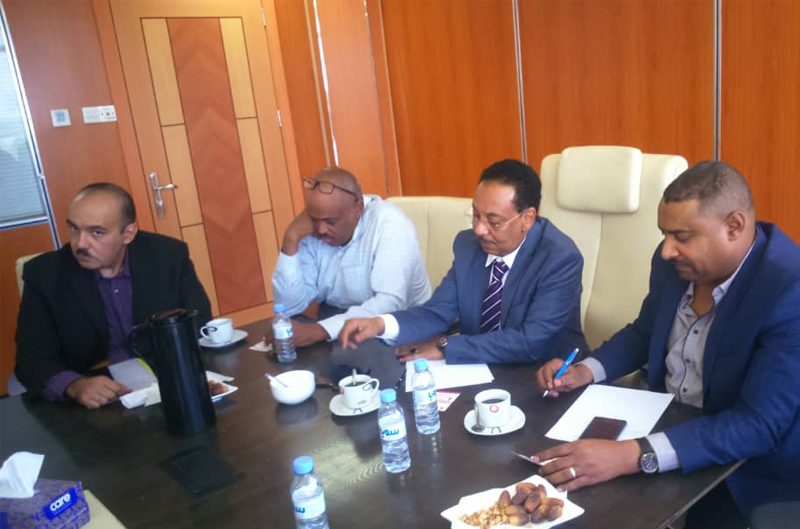 الاجتماع الدوري للجنه التنفيذية للغرفة القومية للمستوردين
