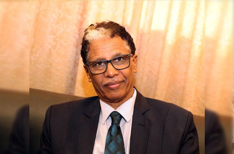 المهندس عادل علي إبراهيم