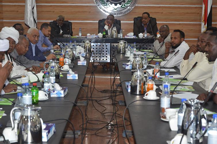 لجنة التسيير باتحاد اصحاب العمل